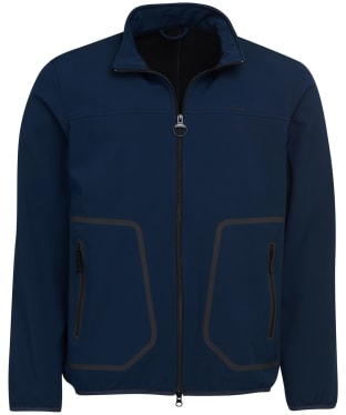 Men's Barbour Sandsend Fleece Jacket - Navy
