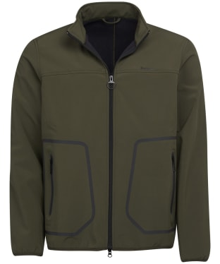 Men's Barbour Sandsend Fleece Jacket - Olive