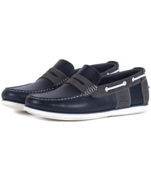 Men's Barbour Keel Boat Shoes