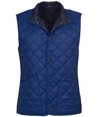 Men's Barbour Blundell Gilet - Regal Blue