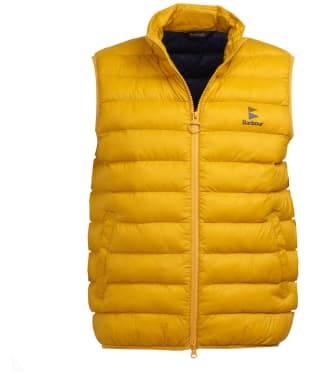 Men's Barbour Brund Gilet - Golden