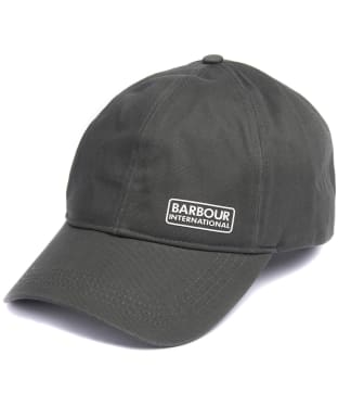 Men's Barbour International Norton Drill Cap - City Haze