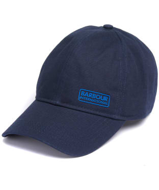 Men's Barbour International Norton Drill Cap - New Navy