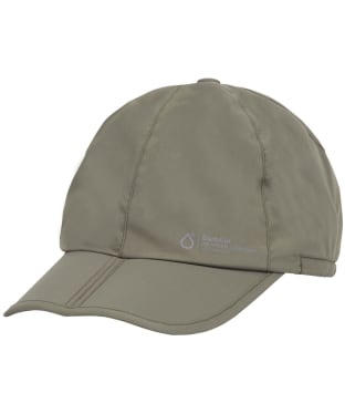 Men's Barbour Weather Comfort Cap - Dusty Olive