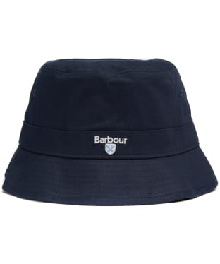 Men's Barbour Cascade Bucket Hat - Navy