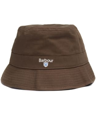 Men's Barbour Cascade Bucket Hat - Olive
