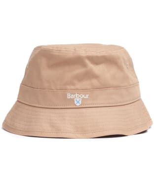 Men's Barbour Cascade Bucket Hat - Stone