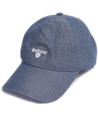 Men's Barbour Ellerton Sports Cap - Ink