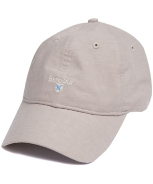 Men's Barbour Ellerton Sports Cap - Stone