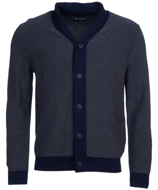 Men's Barbour Torridon Cardigan - Navy