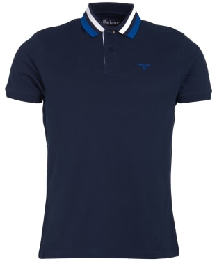 Men's Barbour Hawkeswater Tipped Polo Shirt