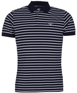 Men's Barbour Styhead Stripe Polo Shirt