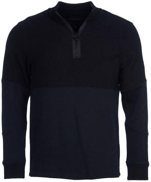 Men's Barbour International Sensor Half Zip Sweatshirt