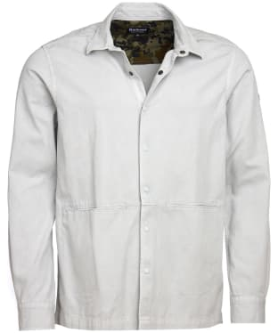Men's Barbour International Endo Overshirt - Light Grey