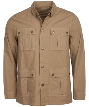 Men's Barbour International Steve McQueen Chico Overshirt - Trench