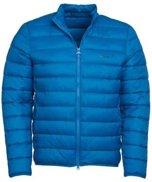 Men's Barbour Penton Quilted Jacket - Aqua