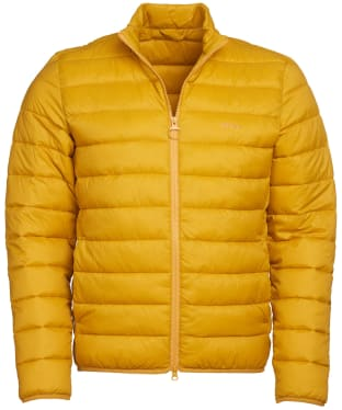 Men's Barbour Penton Quilted Jacket - Golden Yellow