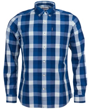 Men's Barbour Indigo 9 Tailored Shirt