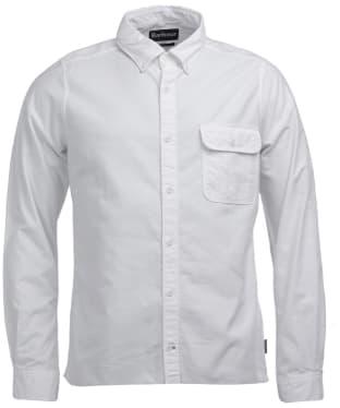 Men's Barbour Stonebower Shirt - White