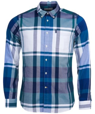 Men's Barbour Highland Check 23 Tailored Shirt