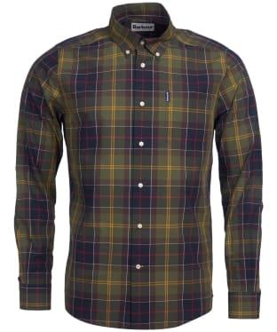 Men's Barbour Tartan 7 Tailored Shirt
