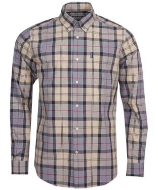 Men's Barbour Tartan 7 Tailored Shirt - Barbour Dress