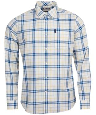 Men's Barbour Madras 4 Tailored Shirt
