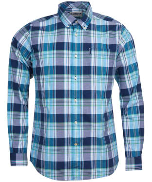 Men's Barbour Madras 5 Tailored Shirt