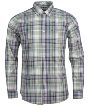 Men's Barbour Madras 6 Tailored Shirt