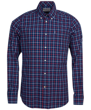 Men's Barbour Tattersall 13 Tailored Shirt