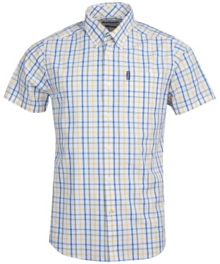 Men's Barbour Tattersall 15 S/S Tailored Shirt
