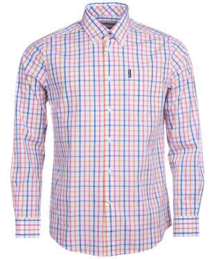 Men's Barbour Tattersall 15 Tailored Shirt