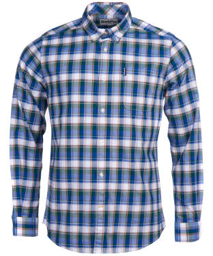 Men's Barbour Country Check 7 Tailored Shirt