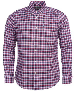 Men's Barbour Country Check 9 Tailored Shirt
