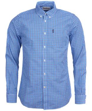 Men's Barbour Gingham 16 Tailored Shirt