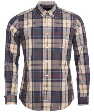 Men's Barbour Sandwood Shirt - Stone