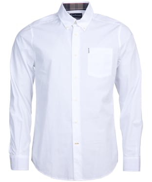 Men's Barbour Headshaw Shirt - White