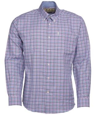 Men's Barbour Agden Shirt - Heather Check