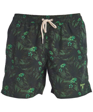 Men's Barbour Filey Swim Shorts - Dark Green