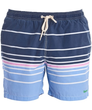 Men's Barbour Gradient Swim Shorts - Navy