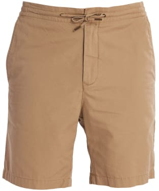 Men's Barbour Bay Ripstop Shorts - Sand