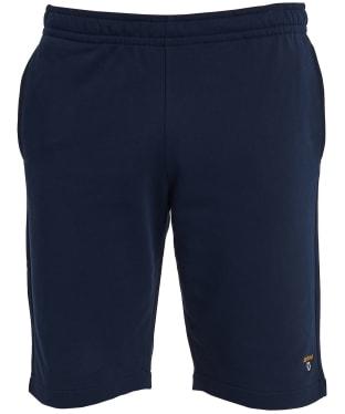 Men's Barbour Saltire Sweat Shorts - Navy