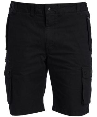 Men's Barbour International Remote Shorts - Black