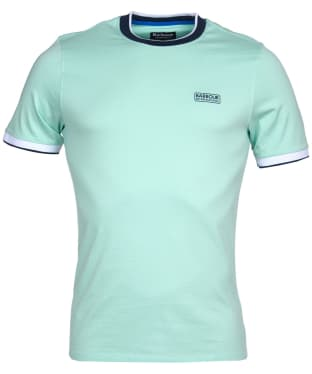 Men's Barbour International Filter Tee - Peppermint