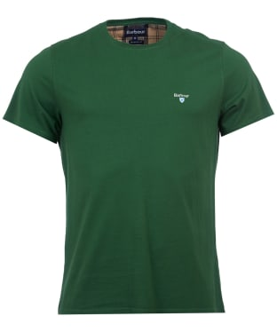 Men's Barbour Aboyne Tee - Racing Green