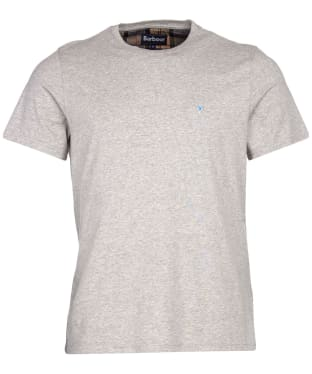 Men's Barbour Aboyne Tee - Grey Marl