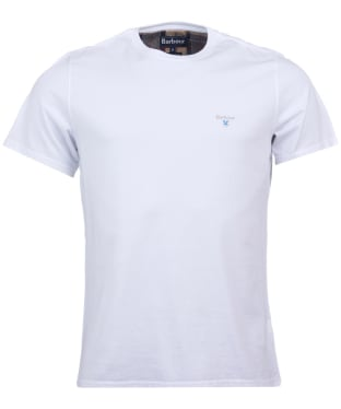 Men's Barbour Aboyne Tee - White