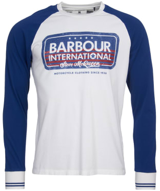 Men's Barbour International Steve McQueen 278 Tee