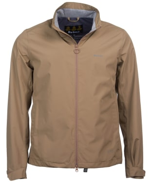 Men's Barbour Cooper Waterproof Jacket - Military Brown