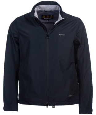 Men's Barbour Cooper Waterproof Jacket - Black